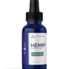 picture of Legends Health 250 mg CBD (hemp extract) oil with Peppermint Flavor