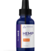 picture of Legends Health 1000 mg CBD (hemp extract) oil in 30 ml bottle with Natural flavor
