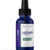 picture of Legends Health 1000 mg CBD (hemp extract) oil in 30 ml bottle with Peppermint flavor