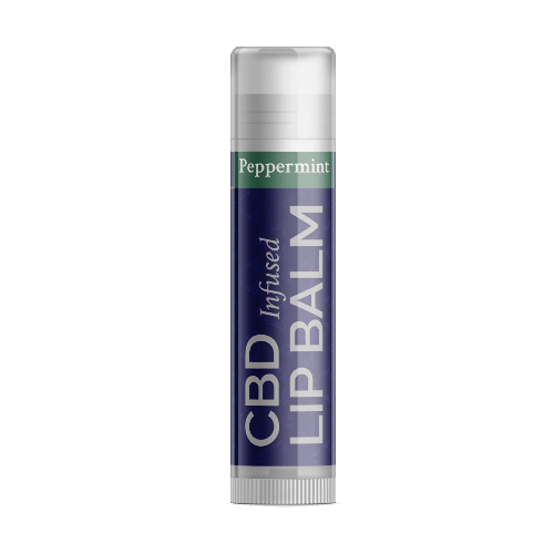 picture of Legends CBD infused lip balm